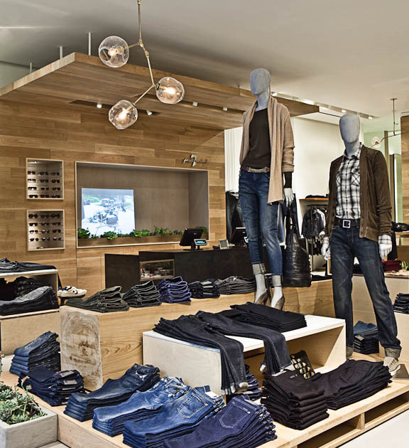 7 For All Mankind Retail - Los Angeles