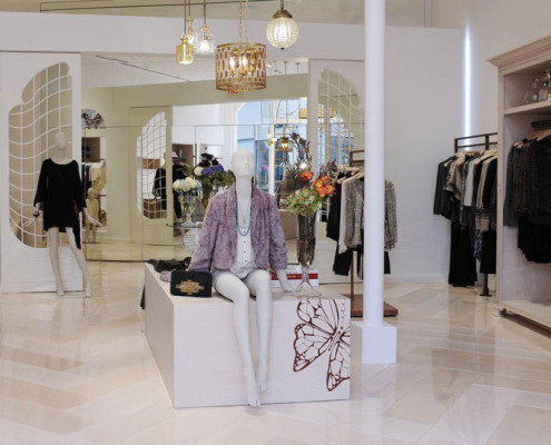 Retail Design - Ella Moss