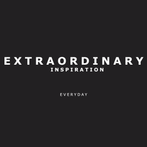Extraordinary Inspiration